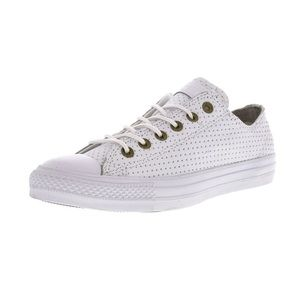 Converse Chuck Taylor White Ox Leather Sneaker 9